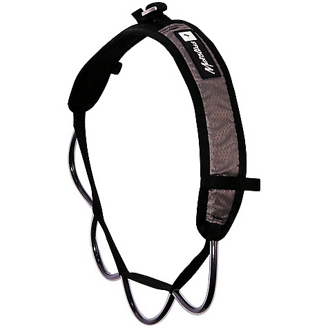 Climbing Metolius Multi-Loop Gear Sling FEATURES of the Metolius Multi-Loop Gear Sling New - ripstop body fabric Innovative, multi-loop version of the Adjustable Gear Sling allows for more organization of gear Gear Slings are non-structural and for gear racking only 2 kN (450 lbf) - $23.95