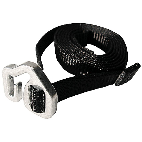 Climbing Metolius Chalk Bag Belt FEATURES of the Metolius Chalk Bag Belt Deluxe chalk bag belts featuring custom CNC aluminum buckles Not for use as a weight bearing sling - $5.95
