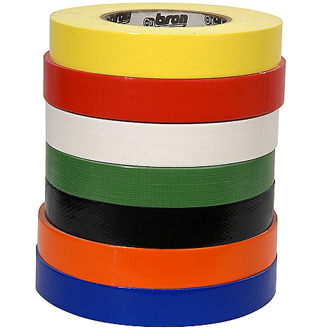 Climbing Metolius Course Setting Tape FEATURES of the Metolius Course Setting Tape Heavy-duty tape for marking routes in climbing gyms or on home walls Available in 1in. / 25 mm) width - $8.75