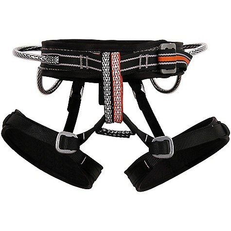 Climbing Free Shipping. Metolius Safe Tech All Around Harness FEATURES of the Metolius Safe Tech All Around Harness Improved gear loop configuration with updated diamond pattern body fabric Reinforced tie in point Two belay/rappel loops to minimize clutter while setting up for rappels or multi pitch belays Excellent fit for men or women Our patented, adjustable-rise 3-D system creates the best-fitting harness in the world Ergonomically shaped components for unhindered movement Four gear loops Rear haul loop CE/UIAA certified The SPECS for Extra Small Waist Measurement: 24 - 27in. / 61 - 69 mm The SPECS for Small Waist Measurement: 27 - 30in. / 69 - 76 mm Waldo Waist Measurement: 29.0 - 31.5in. / 74 - 80 mm The SPECS for Medium Weight: 16 oz / 454 g Waist Measurement: 30 - 33in. / 76 - 84 cm Waldo Waist Measurement: 31.5 - 35.0in. / 80 - 89 cm The SPECS for Large Waist Measurement: 33 - 37in. / 84 - 94 mm Waldo Waist Measurement: 35.0 - 39.0in. / 89 - 99 cm The SPECS for Extra Large Waist Measurement: 37 - 41in. / 94 - 104 mm - $98.95