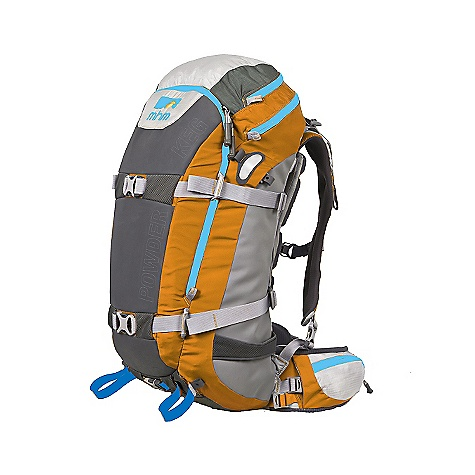 Ski Free Shipping. MHM Powderkeg 32L Pack DECENTE FEATURES of the Mile High Mountaineering Powerkeg 32L Pack M-Flex Access suspension system VariCant dual-pivoting/adjustable hipbelt VersaHaul snowboard & ski carry system EPO reinforced front and side-panels Soft-lined goggle pocket Quick-release shoulder straps Perforated foam backpanel, shoulder straps and hipbelt Backpanel access Large organized shovel & snow tools pocket Deployable ice-axe straps 10 pockets + main compartment 4 poly-tube gear loops The SPECS Volume: 32 liters Weight: 3lb 80z Number of stays: 1 wire perimeter frame Main Pack fabric: 315 denier ripstop Invista CORDURA(R) Plus, Nylon 6.6, 80g PU/DWR. Bottom Fabric: 840 denier Invista CORDURA(R) HD, Nylon 6.6, 80g PU/DWR. POP Color Fabric: 210 denier HT honeycomb Kolon, Nylon 6.6, 80g PU/DWR. - $208.95