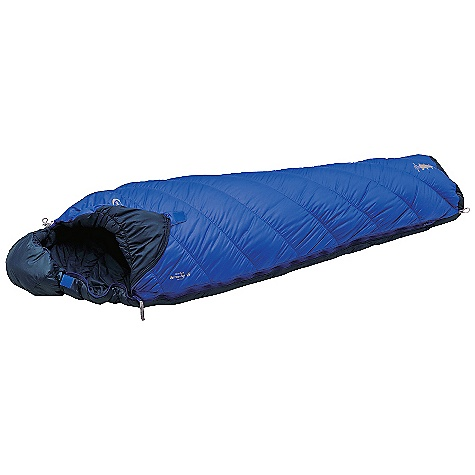 Camp and Hike Free Shipping. MontBell Super Spiral Burrow Bag 40 Degree Sleeping Bag DECENT FEATURES of the Montbell Super Spiral Burrow Bag 40 Degree Sleeping Bag Super Spiral Stretch System Insulated using Shingle or Tile Construction Draw cord for face hole adjustment 67in. mating right and left hand zippers Auto Locking Zipper to limit zipper in.slipin. during the night Tapered, bias stretch stuff sack for easier packing Single draft flap for zipper Cotton storage sack Exceloft variable diameter, dual fiber synthetic insulation 40 denier mulit-filament nylon The SPECS Comfort : 43deg F / 6deg C Lower Limit: 34deg F / 1deg C Extreme: 8deg F / -13deg C Zipper: Right/Left Max User Height: 6' Inside Shoulder Girth: 53in.~75in. Inside Knee Girth: 44in.~62in. Stuffed Size: 6.7in. x 13.3in. Weight: Medium: 2 lbs 2 oz ALL CLIMBING SALES ARE FINAL. This product can only be shipped within the United States. Please don't hate us. We cannot ship MontBell products outside the United States or Canada. Sorry about everything. - $128.95