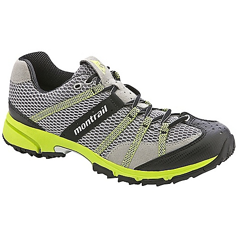 Fitness On Sale. Free Shipping. Montrail Men's Mountain Masochist Shoe DECENT FEATURES of the Montrail Men's Mountain Masochist Shoe Webbing and strap closure system provides exceptional fit and comfort for the long run Full foot Trail Shield protects the foot from rocks and trail debris Lightweight, compression molded EVA and low profile mid-sole provide a responsive ride Gusseted tongue keeps out debris The SPECS Fit Note: Snug midfoot and open toe box Midsole: Single-density molded EVA Durometer: Medial Post 65 Asker C / 55 Asker C (+/-3 degrees) Ride Height: 20 mm heel, 10 mm forefoot Outsole: Gryptonite Weight: 10.8 oz / 306 g Protection: Full length Trail Shield Toe Counter: Synthetic overlay - $79.99