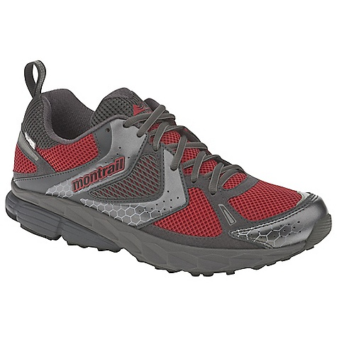 On Sale. Free Shipping. Montrail Men's Fairhaven OutDry Shoe DECENT FEATURES of the Montrail Men's Fairhaven OutDry Shoe Variable Fit System-variable width lacing, with a dynamic welded in.seamlessin. support frame-provides a custom fit and additional medial support Articulated lateral crash zone, constructed out of a resilient EVA foam for durability and cushioning, accommodates natural foot biomechanics Multi-surface outsole design combined with a full-length Gryptonite outsole Tetrahedral lug design for multi-directional traction on trail surfaces Deflecting lugs offer cushioning on hard surfaces Horizontal and vertical flex grooves provide forefoot flexibility The SPECS Midsole: Compression-molded EVA Durometer: 55 Asker-70 Asker C (+/- 3 degrees) Fluid Post Ride Height: 20 mm heel, 10 mm forefoot Outsole: Gryptonite Weight: 12.1 oz / 343 g Fit: Secure fit at ball girt h - $109.99