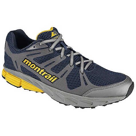 Fitness On Sale. Free Shipping. Montrail Men's Badwater Shoe DECENT FEATURES of the Montrail Men's Badwater Shoe Hybrid road-trail running shoe designed with great cushioning and a versatile traction system for a smooth ride on all surfaces Variable Fit System-variable width lacing, with a dynamic welded in.seamlessin. support frame-provides a custom fit and additional medial support Articulated lateral crash zone, constructed out of a resilient EVA foam for durability and cushioning, accommodates natural foot biomechanics Multi-surface outsole design combined with a full-length Gryptonite outsole Lightweight overlays for support and better flexibility, open mesh body for high breathability Tetrahedral lug design for multi-directional traction on trail surfaces Deflecting lugs offer cushioning on hard surfaces The SPECS Midsole: Compression-molded EVA Durometer: 55 Asker C ( 3 degrees) Ride Height: 20 mm heel, 10 mm forefoot Outsole: Gryptonite Weight: 9.7 oz / 275 g - $82.99