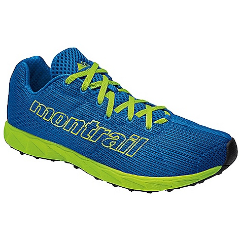 Entertainment On Sale. Free Shipping. Montrail Men's Rogue Fly Shoe DECENT FEATURES of the Montrail Men's Rogue Fly Shoe Simple, all mesh upper construction creates a minimal, lightweight fit and feel on the foot with unparalleled breathability and in.seamlessin. nature Low profile midsole for flexibility and a fast responsive feelon the trail A micro 3-point lug design for extreme lightweight multidirectional traction, combined with full-length Gryptonite Combined external TPU shank and Trail Shield for supportand traction Horizontal and vertical flex grooves provide forefoot flexibility Perforated outsole reduces weight The SPECS Midsole: Full-length compression-molded EVA Durometer: 55 Asker C ( 3 degrees) Ride Height: 18 mm heel, 8 mm forefoot Outsole: Gryptonite Weight: 7.6 oz / 215 g - $77.99