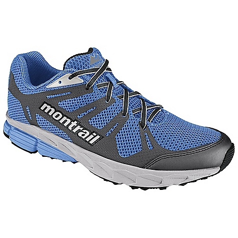 Fitness Free Shipping. Montrail Women's Badwater Shoe DECENT FEATURES of the Montrail Women's Badwater Shoe Hybrid road-trail running shoe designed with great cushioning and a versatile traction system for a smooth ride on all surfaces Variable Fit System-variable width lacing, with a dynamic welded in.seamlessin. support frame-provides a custom fit and additional medial support Articulated lateral crash zone, constructed out of a resilient EVA foam for durability and cushioning, accommodates natural foot biomechanics Multi-surface outsole design combined with a full-length Gryptonite outsole Lightweight overlays for support and better flexibility, open mesh body for high breathability Tetrahedral lug design for multi-directional traction on trail surfaces Deflecting lugs offer cushioning on hard surfaces The SPECS Midsole: Compression-molded EVA Durometer: 55 Asker C (+/- 3 degrees) Ride Height: 20 mm heel, 10 mm forefoot Outsole: Gryptonite Weight: 8.3 oz / 235 g Fit: Secure fit at ball girt h - $119.95