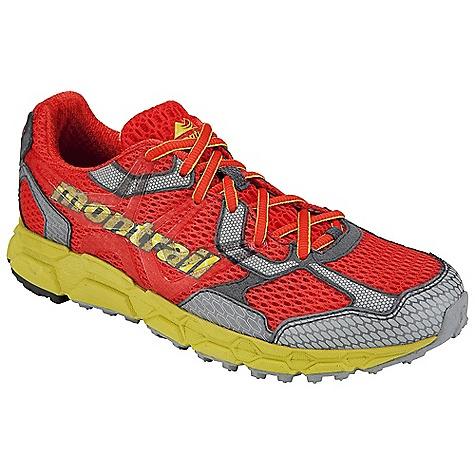 Free Shipping. Montrail Women's Bajada Shoe DECENT FEATURES of the Montrail Women's Bajada Shoe Full length, compression molded EVA midsole for lightweight performance and cushioning on the trail Aggressive full-length Gryptonite (3-point lug) outsole design for unparalleled traction on challenging terrain Forefoot flex grooves for enhanced flexibility coupled with a trail shield for underfoot protection Articulated midfoot support frame integrated with a variable width lacing system for a customized fit The SPECS Midsole: Compression-molded EVA Durometer: 55 Asker C ( 3 degrees) Ride Height: 20 mm heel, 10 mm forefoot Outsole: Gryptonite Weight: 8.5 oz / 241 g - $109.95
