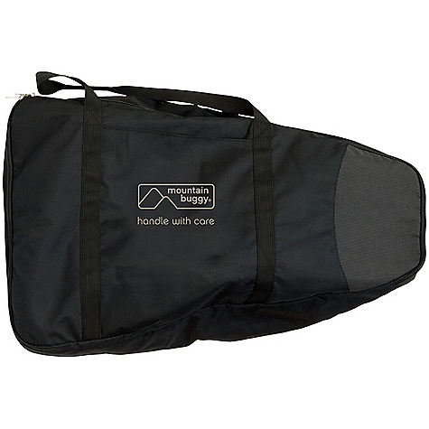 Entertainment Free Shipping. Mountain Buggy Travel Bag FEATURES of the Travel Bag by Mountain Buggy Protects buggy from scratches and marks when transporting buggy on planes, trains and in cars Fits accessories and easy to carry This product can only be shipped within the United States. Please don't hate us. - $79.95