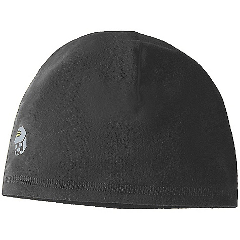 Entertainment On Sale. Mountain Hardwear Butter Beanie DECENT FEATURES of the Mountain Hardwear Butter Beanie Snug fit for use under a hood or helmet Soft and comfortable with excellent stretch Lightweight and quick-drying fabric The SPECS Average Weight: 0.6 oz / 18 g Body: Better Butter Jersey (89% polyester, 11% elastane) - $11.99