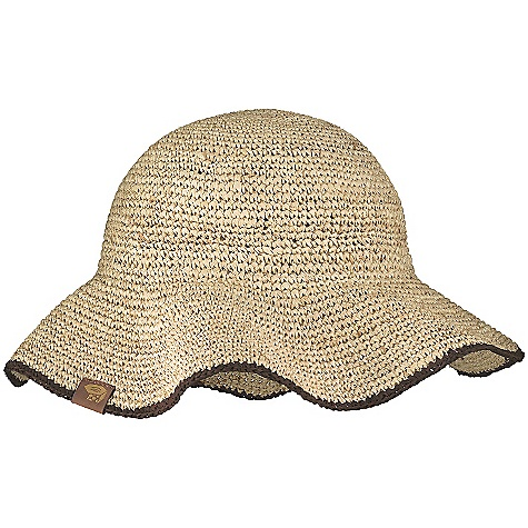 Mountain Hardwear Women's Raffia Crusher DECENT FEATURES of the Mountain Hardwear Women's Raffia Crusher Packable construction 4in. wide brim with full face coverage The SPECS Average Weight: 5 oz / 140 g Body: raffia (100% raffia) - $39.95