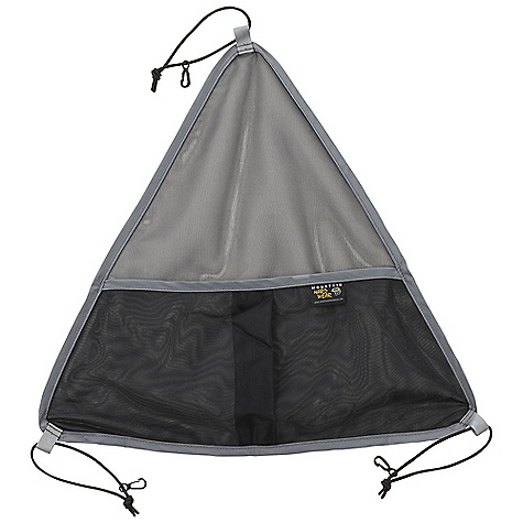 Camp and Hike Mountain Hardwear Triangular Gear Loft The SPECS Minimum Weight: 2 oz / 43 g - $26.95