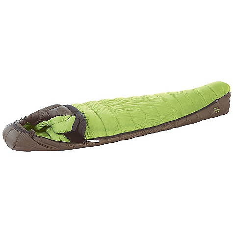 Camp and Hike On Sale. Free Shipping. Mountain Hardwear Women's Phantom 15F Sleeping Bag DECENT FEATURES of the Mountain Hardwear Women's Phantom 15F Sleeping Bag Premium, 800-Fill down provides outstanding, lightweight warmth Performance mummy cut is snug, for maximum thermal efficiency warmth and minimum weight Lightweight two-way zipper for easy entry and exit Six-chamber hood design maintains even loft around head for consistent warmth Down-filled face gasket comfortably blocks drafts at the hood opening Ergonomic draft collar blocks the escape of heated air from inside the bag The two piece collar drapes naturally over neck and shoulders creating a soft comfortable seal Two draw cords can snug down as needed to secure the collar Insulated draft tube with anti-snag panel prevents cold spots along zipper Comfort Footbox follows natural foot position for maximum warmth and comfort Single-handed drawcords simplify adjustments Nylon mesh storage sack and stuff sack included Imported The SPECS Temperature Rating: 15deg F / -9deg C Bag Shape: Women's Performance Mummy Cut Total Weight: 2 lbs / 0.91 kg Comfort Rating: 25deg F / -4deg C Comfort Limit: 14deg F / -10deg C Extreme: -20deg F / -29deg C Loft Size: 6in. / 15 cm Stuffed Size: 8 x 14in. / 20 x 36 cm Shell: Superlight 15D Ripstop Insulation: 800-Piumino Lining: 20D Nylon Taffeta Fill Type: Down The SPECS for Regular Fill Weight: 1 lb 4 oz / 567 g Inside Length: 70in. / 178 cm Shoulder Girth: 56in. / 142 cm Hip Girth: 56in. / 142 cm Foot Girth: 36in. / 91 cm The SPECS for Long Fill Weight: 1 lb 6 oz / 624 g Inside Length: 76in. / 193 cm Shoulder Girth: 58in. / 147 cm Hip Girth: 58in. / 147 cm Foot Girth: 38in. / 97 cm - $339.99