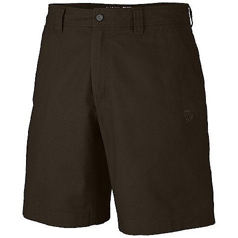 Mountain Hardwear Men's Cordoba Short DECENT FEATURES of the Mountain Hardwear Men's Cordoba Short Durable canvas fabric, great for day cragging Full length inseam gusset for mobility Lots of pockets for storage The SPECS Average Weight: 14 oz / 383 g Inseam: 10, 12in. / 25, 30 cm Body: Basalting Canvas (100% cotton) - $44.95