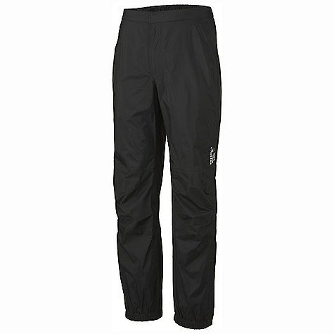 On Sale. Free Shipping. Mountain Hardwear Men's Epic Pant DECENT FEATURES of the Mountain Hardwear Men's Epic Pant Partial elastic waist for comfort Articulated knees for mobility 9in. Ankle zips for easy on/off The SPECS Average Weight: 8.2 oz / 232 g Inseam: 32in. / 81 cm Body: 50D Ark Ripstop 2.5L (100% nylon) Laminate: Dry.Q Core - $61.99