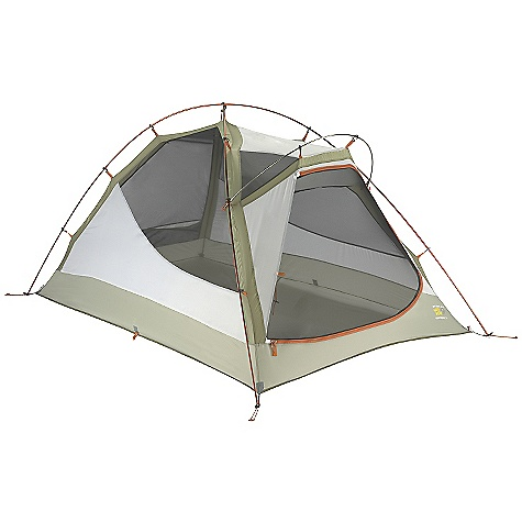 Camp and Hike Free Shipping. Mountain Hardwear Light Wedge 3 Tent DECENT FEATURES of the Mountain Hardwear Light Wedge 3 Tent Guaranteed watertight construction with fully taped fly, taped perimeter seam, welded corners and welded guy clip anchors Rain room tested with 1200in. of rain in 24 hours Proprietary Evolution Tension Arch stabilizes tent using fewer poles 2-pole wedge design is lightweight and roomy Large dry entry vestibule with a strong aluminum brow pole provides ample head room Tension Shelf provides strength, support for vestibule pole, and 3-D storage Full-size mesh door with dual slider zipper for easy entry and ventilation Super light 1/4in. buckles and webbing reduce tent weight Color coded pole loops for easy set up Reflective guy-out loops, starter points and zipper pulls for easy set-up at night Pitch Light configuration allows user to set up a super light shelter using only the tent fly, poles and footprint (sold separately) Imported The SPECS Usage: Three-Season Backpacking / Camping Capacity: 3 Person Minimum Weight: 5 lbs 9 oz / 2.51 kg Packed Weight: 6 lbs 3 oz / 2.81 kg Technologies: Atlas Poles Floor Area: 44 square feet / 4.1 square meter Number of Doors: 1 Number of Poles: 3 Number of Vestibules: 1 Interior Height: 47in. / 119 cm Packed Diameter: 7in. / 19 cm Packed Length: 21in. / 53 cm Pitchlight Weight: 4 lbs 6 oz / 1.98 kg Material: Tent Floor: 70D Nylon Taffeta 3000mm PU, Poles: 7001 PF, Canopy: 68D Polyester Ripstop DWR 20D Nylon Knit Mesh, Reinforcement: 68D Polyester Ripstop, 2x callendared, DWR, FR, Fly: 75D Polyester Taffeta 1500mm PU - $249.95