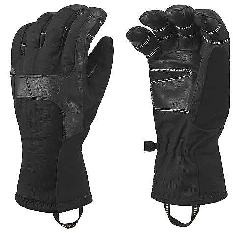 Entertainment On Sale. Free Shipping. Mountain Hardwear Zeus Glove DECENT FEATURES of the Mountain Hardwear Zeus Glove OutDry Waterproof Technology: extremely waterproof, totally windproof. The OutDry membrane is directly bonded to the glove's outer shell, eliminating the ability for wind and water to penetrate through the sewn seams of the shell, keeping hands warmer in.Extreme Precurvein. patterning with Kevlar stitching provides unprecedented fit and dexterity 4-way stretch nylon soft shell fabric offers a snug, flexible fit Durable, water-resistant goatskin leather fingers and palm Warm, soft wool polyester-blend lining Thermic Micro insulation at the back of the hand Short, close fitting stretch gauntlet is low profile for a comfortable under the cuff fit Pull-on webbing loop at wrist The SPECS Average Weight: 8 oz / 213 g Fabric: Body: 4-Way Stretch Nylon Softshell (92% nylon, 8% elastane), Lining: 70% Wool Poly Knobby Fleece, 30% Wool, Laminate: OutDry Waterproof Technology, Insulation: Thermic Micro, Palm: Water-resistant Goatskin Leather - $60.99