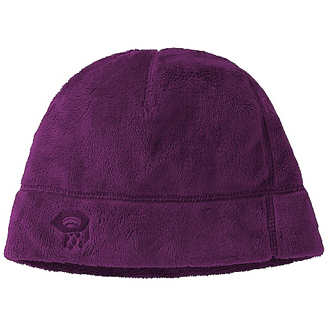 Entertainment On Sale. Mountain Hardwear Women's Posh Dome DECENT FEATURES of the Mountain Hardwear Women's Posh Dome New Deflection Windfleece fabric Wind-resistant, breathable, soft and lightweight Double layered headband for extra warmth Reversible The SPECS Average Weight: 2 oz / 50 g Fabric: Body: Deflection Wind Fleece (100% polyester) - $11.99