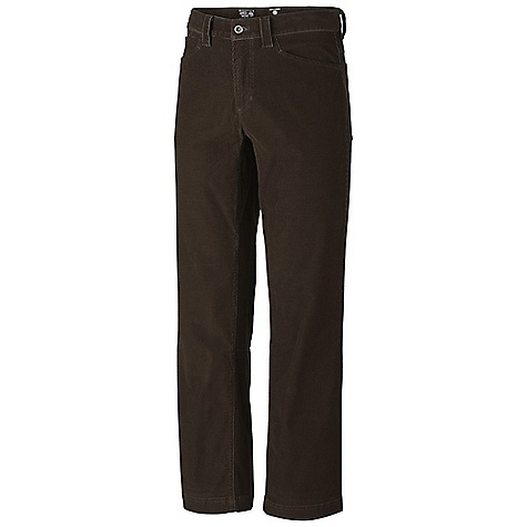 Free Shipping. Mountain Hardwear Men's Tonada Cord Gene DECENT FEATURES of the Mountain Hardwear Men's Tonada Cord Gene Five pocket styling Inseam gusset for movement Lots of pockets for storage The SPECS Apparel Fit: Semi-Fitted Average Weight: 1 lb 4 oz / 560 g Center Back Length: 30, 32, 34in. / 76, 81, 86 cm Body: Tendall Stretch Cord (99% cotton, 1% elastane) - $74.95