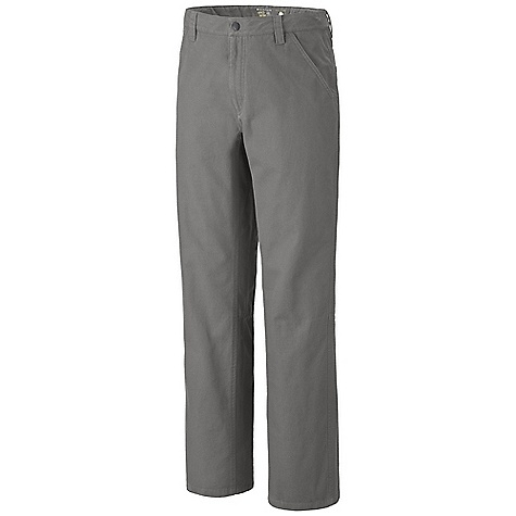 On Sale. Free Shipping. Mountain Hardwear Men's Cordoba Gene DECENT FEATURES of the Mountain Hardwear Men's Cordoba Gene Full-length inseam gusset and articulated knees for mobility Lots of pockets for storage UPF 50 sun protection Five pocket styling The SPECS Apparel Fit: Relaxed Average Weight: 1 lb 2 oz / 495 g Inseam: 30, 32, 34in. / 76, 81, 86 cm Body: Basalting Canvas (100% cotton) - $45.99
