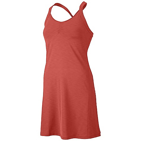 Entertainment Free Shipping. Mountain Hardwear Women's Machala Dress DECENT FEATURES of the Mountain Hardwear Women's Machala Dress Wicking, fast-drying, stretch fabric Integrated shelf bra for support Flat-lock seam construction eliminates chafe The SPECS Average Weight: 10 oz / 294 g Center Back Length: 36in. / 91 cm Body: Stria Jersey (85% polyester, 15% elastane) - $79.95