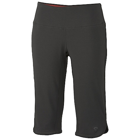 On Sale. Free Shipping. Mountain Hardwear Women's High Step Judo Pant DECENT FEATURES of the Mountain Hardwear Women's High Step Judo Pant Update: fold down waistband with print detail Flat-lock seam construction eliminates chafe Inseam gusset for mobility The SPECS Apparel Fit: Semi-Fitted Average Weight: 7.6 oz / 216 g Inseam: 15in. / 38 cm Body: V6 Stretch Jersey (90% cotton, 10% elastane) - $29.99