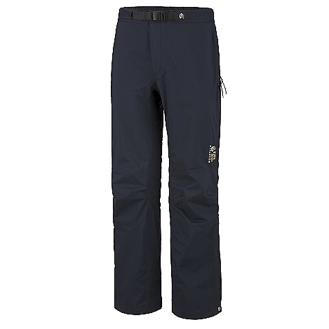 On Sale. Free Shipping. Mountain Hardwear Men's Stretch Typhoon Pant DECENT FEATURES of the Mountain Hardwear Men's Stretch Typhoon Pant All over stretch for comfort and freedom of movement Adjustable waist with integrated belt for a custom fit Three-quarter side leg zips for ventilation and easy on/off Reinforced edge guards protect pant legs The SPECS Average Weight: 8.6 oz / 244 g Inseam: 32in. / 81 cm Body: Ark 30D Stretch (100% nylon) - $73.99