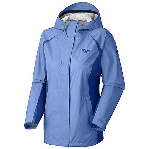 On Sale. Free Shipping. Mountain Hardwear Women's Versteeg Jacket DECENT FEATURES of the Mountain Hardwear Women's Versteeg Jacket Fully adjustable, attached hood Water-resistant pit zips Adjustable cuff and hem Interior zip pocket for keys, ID, other small items Internal stash pocket Micro-Chamois-lined chin guard eliminates zipper chafe The SPECS Average Weight: 13.2 oz / 375 g Center Back Length: 28in. / 71 cm Body: 40D 2.5L Epic Plus - $94.99