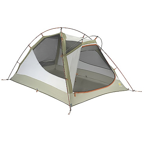 Camp and Hike On Sale. Free Shipping. Mountain Hardwear LightWedge 3 Person Tent DECENT FEATURES of the Mountain Hardwear LightWedge 3 Person Tent Industry leading DAC Pressfit poles Guaranteed watertight construction with fully taped fly, taped perimeter seam, welded corners and welded guy clip anchors Rain room tested with 1200in. of rain in 24 hours Proprietary Evolution Tension Arch stabilizes tent using fewer poles Two-pole wedge design is lightweight and roomy Large dry entry vestibule with a strong aluminum brow pole provides ample head room Tension Shelf provides strength, support for vestibule pole, and 3-D storage Full-size mesh door with dual slider zipper for easy entry and ventilation Reflective guy-out loops, starter points and zipper pulls for easy set-up at night Superlight 1/4in. buckles and webbing reduce tent weight Color coded pole loops for easy set up Pitch Light configuration allows user to set up a superlight shelter using only the tent fly, poles and footprint (sold separately) The SPECS Capacity: 3 Person Pitch Type: Freestanding Minimum Weight: 5 lbs 10 oz / 2.55 kg Pitchlight Weight: 4 lbs 7 oz / 2.02 kg Floor Area: 44 square feet / 4.1 square meter Canopy: 20D Nylon Knit Mesh (100% nylon)/68D Polyester Ripstop DWR (100% polyester) Fly: 75D Polyester Taffeta 1500mm PU Floor: 70D Nylon Taffeta 3000mm PU Poles: DAC Pressfit Packed Weight: 6 lbs 5 oz / 2.85 kg Vestibule Area: 12 square feet / 1.1 square meter Interior Peak: 47in. / 119 cm Number of Pole: 2 Doors: 1 Vestibules: 1 Packed Size: 7 x 21in. / 19 x 53 cm Reinforcement: 68D Polyester Ripstop, 2x callendared, DWR, FR - $199.99