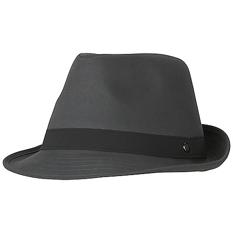 Mountain Hardwear Sun Cuban Hat DECENT FEATURES of the Mountain Hardwear Sun Cuban Hat Dark, glare-reducing color under brim The SPECS Average Weight: 4 oz / 112 g Body: basalting Canvas (100% cotton) - $39.95