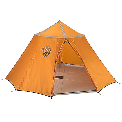 Camp and Hike Free Shipping. Mountain Hardwear Hoopster 6 Person Tent The SPECS Capacity: 6 Person Minimum Weight: 6 lbs 1 oz / 2.73 kg Pitch Type: Freestanding Packed Weight: 6 lbs 15 oz / 3.13 kg Floor Area: 8.3 square meter / 90 square feet Interior Pick: 68in. / 173 cm Pole Num: 2 Doors: 1 Packed Dimension: 7 x 20in. / 18 x 51 cm Fly: 75D Polyester Ripstop 1500mm PU (100% polyester) Poles: DAC Pressfit poles - $599.95