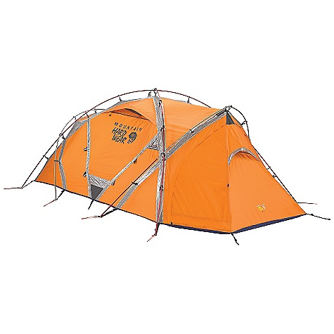 Camp and Hike Free Shipping. Mountain Hardwear Ev 3 Person Tent The SPECS Capacity: 3 Person Minimum Weight: 6 lbs 4 oz / 2.82 kg Pitch Type: Freestanding Packed Weight: 7 lbs 1 oz / 3.19 kg Floor Area: 5.4 square meter / 58 square feet Interior Pick: 41in. / 104 cm Pole Num: 4 Doors: 2 Packed Dimension: 6 x 20in. / 15 x 51 cm Canopy: 20D Nylon Knit Mesh (100% nylon) Fly: 30D Nylon Ripstop 1200mm PU (100% Nylon) Floor: 40D Nylon Ripstop 3000mm Ether Type PU/SIL FR (100% Nylon) Poles: DAC Featherlight NSL poles - $824.95