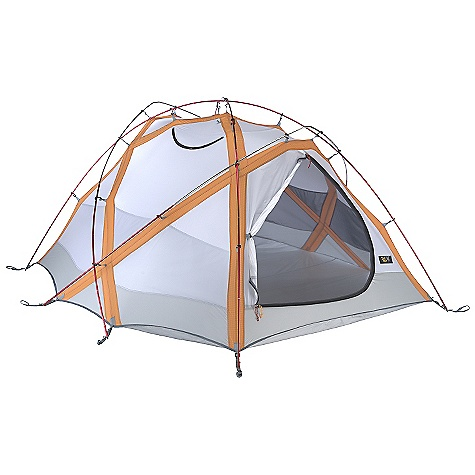 Camp and Hike Free Shipping. Mountain Hardwear Trango 2 Person Tent The SPECS Capacity: 2 Person Minimum Weight: 8 lbs 14 oz / 4.01 kg Pitch Light Weight: 6 lbs 10 oz / 3.00 kg Pitch Type: Non-Freestanding Packed Weight: 9 lbs 13 oz / 4.45 kg Floor Area: 3.8 square meter / 41 square feet Vestibule Area: 1.0 square meter / 11 square feet Interior Pick: 41in. / 104 cm Pole Num: 5 Doors: 2 Vestibules: 2 Packed Dimension: 8 x 24in. / 19 x 61 cm Canopy: 40D Nylon Ripstop DWR; 20D Nylon Knit Mesh (100% nylon); (100% nylon) Fly: 70D Nylon Taffeta 1500mm PU/SIL (100% nylon) Floor: 70D Nylon Taffeta 3000mm PE (100% nylon) Poles: DAC Featherlight NSL poles - $589.95