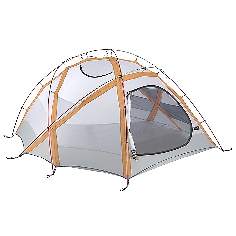 Camp and Hike Free Shipping. Mountain Hardwear Trango 4 Person Tent The SPECS Capacity: 4 Person Minimum Weight: 12 lbs 1 oz / 5.46 kg Pitch Light Weight: 9 lbs 6 oz / 4.25 kg Pitch Type: Non-Freestanding Packed Weight: 13 lbs 1 oz / 5.91 kg Floor Area: 6.0 square meter / 65 square feet Vestibule Area: 1.7 square meter / 18 square feet Interior Pick: 50in. / 127 cm Pole Num: 5 Doors: 2 Vestibules: 2 Packed Dimension: 10 x 24in. / 25 x 60 cm Canopy: 40D Nylon Ripstop DWR; 20D Nylon Knit Mesh (100% nylon); (100% nylon) Fly: 70D Nylon Taffeta 1500mm PU/SIL (100% nylon) Floor: 70D Nylon Taffeta 3000mm PE (100% nylon) Poles: DAC Featherlight NSL poles - $799.95