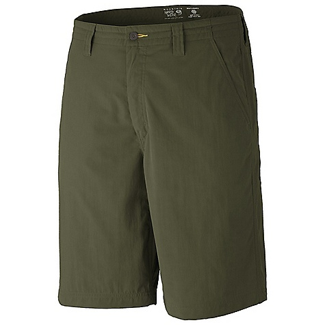Free Shipping. Mountain Hardwear Men's Setter Short DECENT FEATURES of the Mountain Hardwear Men's Setter Short 4-way stretch panels and inseam gusset for mobility Lots of pockets for storage Durable, wicking, fast-drying fabric DWR finish repels water The SPECS Average Weight: 9 oz / 259 g Inseam: 10, 12in. / 25, 30 cm Body: New heights Slub (100% nylon) Panel: Switchback plus (85% nylon, 15% elastane - $61.95