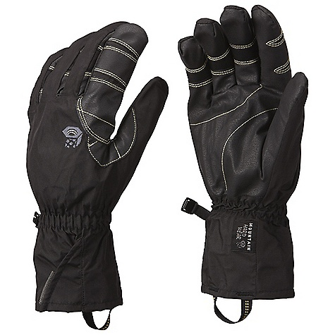 Entertainment Free Shipping. Mountain Hardwear Epic Glove DECENT FEATURES of the Mountain Hardwear Epic Glove OutDry Waterproof Technology: Extremely waterproof, totally windproof The OutDry membrane is directly bonded to the glove's outer shell, eliminating the ability for wind and water to penetrate through the sewn seams of the shell, keeping hands warmer in.Extreme Precurvein. patterning with Kevlar stitching provides unprecedented fit and dexterity Brushed polyester tricot lining adds warmth and wicks moisture Durable, high-grip synthetic palm Articulated cut for a precise fit Short gauntlet with Velcro wrist closure The SPECS Average Weight: 3.2 oz / 90 g Body: Nylon Ripstop (100% nylon) Laminate: OutDry Waterproof Technology Lining: Brushed Polyester (100% Polyester) Palm: Synthetic Grip Palm - $64.95