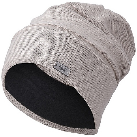 Entertainment Mountain Hardwear Tephra Beanie DECENT FEATURES of the Mountain Hardwear Tephra Beanie 100% Wool provides ample warmth and insulates when wet Recycled polyester microfleece-lined ear band for comfort Soft and comfortable Warm and cozy The SPECS Average Weight: 3.6 oz / 102 g Body: 100% Wool (100% Wool) Lining: 100% Recycled Polyester microfleece (100% Recycled Polyester) - $31.95