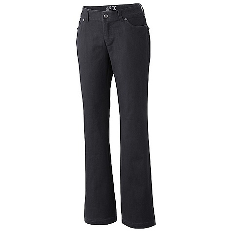 Free Shipping. Mountain Hardwear Women's LaCarta Pant DECENT FEATURES of the Mountain Hardwear Women's LaCarta Pant Rear pockets have flap detail with button closure The SPECS Average Weight: 1 lb 5 oz / 604 g Apparel Fit: Semi-Fitted Inseam: 30, 32, 34in. / 76, 81, 86 cm Body: Passing Stretch twill (97% cotton, 3% elastane) - $79.95