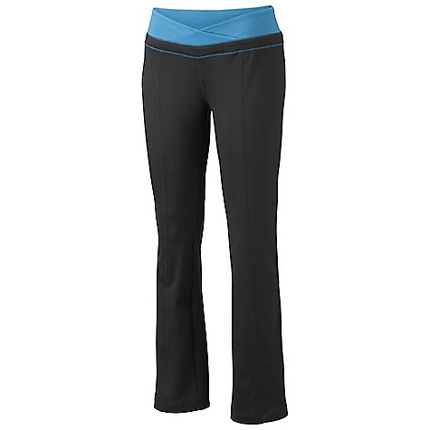 Free Shipping. Mountain Hardwear Women's Roga Butter Pant DECENT FEATURES of the Mountain Hardwear Women's Roga Butter Pant Wicking, fast drying, stretch fabric Low profile waistband Flat-lock seam construction eliminates chafe The SPECS Apparewl Fit: Semi-Fitted Average Weight: 12.1 oz / 343 g Inseam: 30in. / 76 cm Body: Better Butter heavy Jersey (90% polyester, 10% elastane) - $84.95