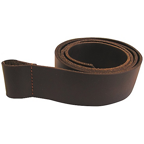 Features of the Mountain Khakis MK Leather Belt 1 1/2in. Wide 7 Hole Punches Belt Only, Order MK Buckles Separately - $49.95