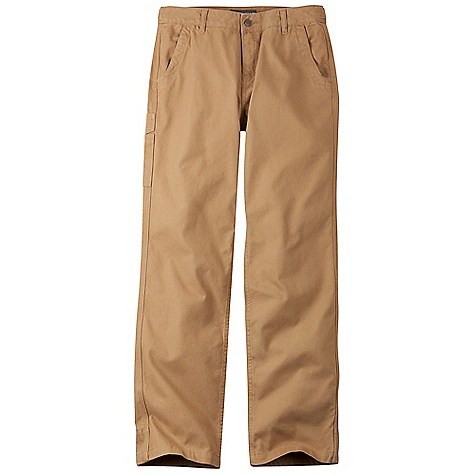Free Shipping. Mountain Khakis Women's Alpine Utility Pant DECENT FEATURES of the Mountain Khakis Women's Alpine Utility Pant 10.4 oz 2-ply 100% Cotton Canvas Antique Brass Shank Button Closure Coconut Button Waistband Adjust 4 Pockets + Utility Pocket Patch Back Pockets Back Shaping Darts 1 1/2in. Waistband 2 1/4in. Belt Loops YKK Zipper Reinforced Heel Cuffs 1 1/4in. Hem Garment Washed Straight Leg, Relaxed Fit, Contemporary Rise The SPECS Waist: 0-16 Length: Regular and Long - $89.95