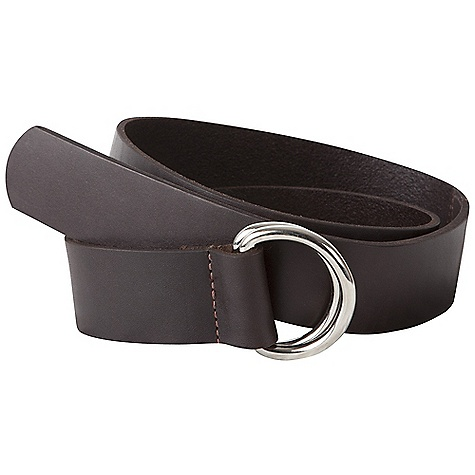 Free Shipping. Mountain Khakis Leather D-Ring Belt DECENT FEATURES of the Mountain Khakis Leather D-Ring Belt 100% Vegetable-Dyed, Bridle-Leather Belt 1 1/2in. Wide Antique Nickel D-Rings - $59.95