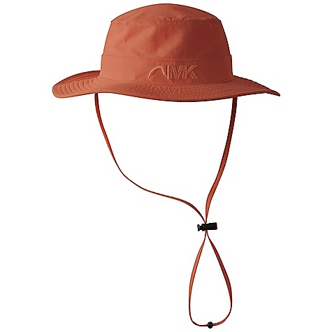 Mountain Khakis Wilson Beach Hat DECENT FEATURES of the Mountain Khaki Wilson Beach Hat 5.5oz, 60% Nylon/40% Cotton UV-Resistant Quick-Dry Moisture-Wicking Breathable Abrasion-Resistant Adjustable Pop-Lock Drawcord Dome Performance Headband Liner Adjustable Self-Fabric Chin Cord Unstructured - $39.95