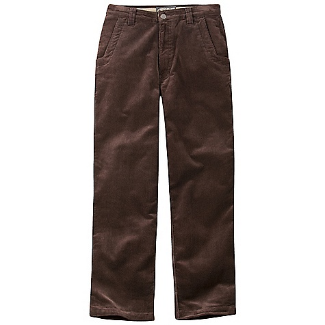 On Sale. Free Shipping. Mountain Khakis Men's Cottonwood Cord Pant DECENT FEATURES of the Mountain Khaki Men's Cottonwood Cord Pant 10oz, 11-wale, 97% Cotton/3% Lycra Diamond-Shaped Action Gusset YKK Zipper Reinforced Heel Cuffs 5 Pockets Triple-Stitched Seams Garment-Washed - $75.99