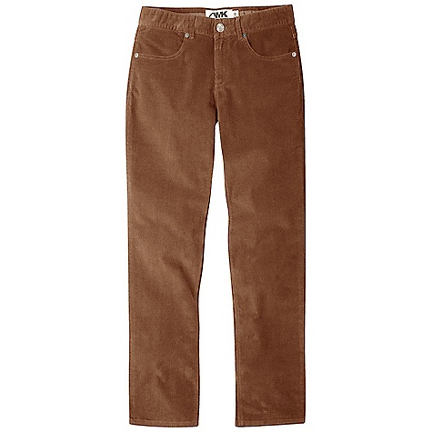 Free Shipping. Mountain Khakis Women's Canyon Cord Pant DECENT FEATURES of the Mountain Khakis Women's Canyon Cord Pant 8.6 oz 18 Wale 98% Cotton/2% Spandex Classic 5-Pocket Jean Style Topo Map Pocket Bags YKK Zipper Hidden Coin Pocket Set at Bottom of Waistband Rivet-Reinforced Hand (2) and Back (2) Pockets MK Lasso Branded Metal Plate on Right Back Pocket Garment Washed Slightly Fitted Leg, Broadway Fit, Low Rise The SPECS Waist: 0-16 Length: Regular and Long - $84.95