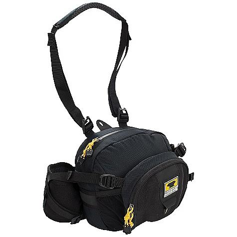 Entertainment Free Shipping. Mountainsmith Swift FX Camera Pack DECENT FEATURES of the Mountainsmith Swift FX Camera Pack PE framesheet inner structure for increased gear protection and load stabilizing management Coated mesh pockets for quick media identification and security Ample waistbelt pocket organization for on the go needs Yellow Poly Fleece padded liner for easy visibility and custom modularity Interior padded compartment with dividers Removable shoulder strap DWR Air mesh foam back paneliter Hard case molded foam front panel pocket Zippered side waistbelt accessories pocket Delta Compression System load adjustment Side Hypalon attachment point to accommodate lens case carry system Side mesh pocket fits 22oz bottle Shove-it panel pocket for accessories Zippered main compartment The SPECS Dimension: (L x H x D): 8.5 x 8.25 x 5.75in. Interior Dimension: 8 x 7.75 x 4.25in. Weight: 1 lb 4 oz / .56 kg Volume: 275 cubic inches / 5 liter 450d ReForge PET body fabric (100% Recycled) 210d Poly liner - $74.95