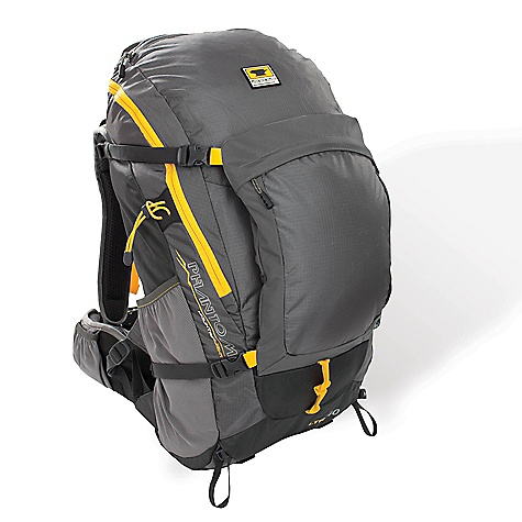 Free Shipping. Mountainsmith Phantom 40 Pack DECENT FEATURES of the Mountainsmith Phantom 40 Pack Internal Hydration Bladder 210d High Tenacity Nylon Rip Stop Ten Essentials Accessory Front Pocket Side Compression Straps with Quick Release Hardware Delta Wing Compression Waistbelt Adjustment Perforated Air-Flow Shoulder Straps with Zonal Load Dispersion Breezeway Suspension Backpaneliter Perforated Air-flow shoulder straps with Zonal Load Dispersion padding ICS Cup waistbelt fitment Breezeway suspension backpaneliter Lumbar Control Point pad Hybrid dual panel loader Front panel pivoting stash sleeve Diamond airmesh foam back panel and waistbelt with DWR anti-sweat finish Contoured PE framesheet with Spring Steel hoop for increased load support Delta Wing Compression waistbelt The SPECS Capacity: Up to 35 lbs 210d Duramax RipStop Nylon 420d Duramax Nylon 210d RipStop Liner The SPECS for S/M Fit Range: 15in. - 18in. Dimension: (L x H x D): 22.5 x 10.5 x 8.75in. Weight: 3 lbs 9 oz / 1.6 kg Volume: 2560 cubic inches / 42 liter The SPECS for M/L Fit Range: 18in. - 21in. Dimension: (L x H x D): 24 x 10.5 x 8.75in. Weight: 3 lbs 13 oz / 1.7 kg Volume: 2750 cubic inches / 45 liter - $159.95
