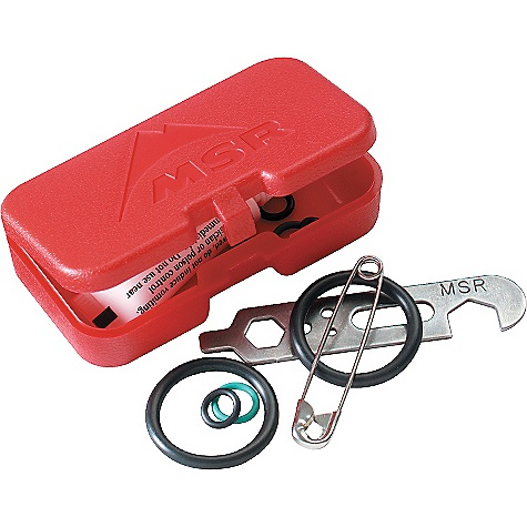 MSR Annual Maintenance Kit DECENT FEATURES of the MSR Annual Maintenance Kit Made in USA The SPECS Weight: 1.3 oz / 37 g This product can only be shipped within the United States. Please don't hate us. - $14.95