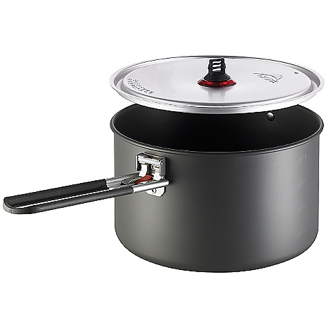 Free Shipping. MSR Quick 2 Pot Set DECENT FEATURES of the MSR Quick 2 Pot Set Includes: (1)1.5L Nonstick DuraLite DX aluminum pot (1) 2.5L Hard anodized aluminum pot with Strainer Lid and (1) Talon Pot Handle The SPECS Weight: 15.7 oz / 445 g Packed Size: 7.75in. x 5in. / 19.69 x 12.70 cm This product can only be shipped within the United States. Please don't hate us. - $69.95