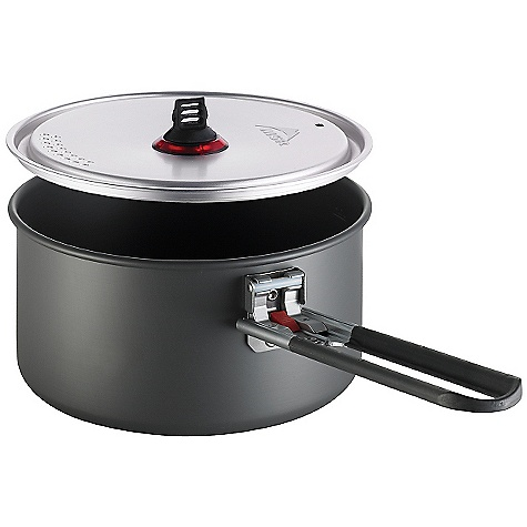 Free Shipping. MSR Quick Solo Pot DECENT FEATURES of the MSR Quick Solo Pot 1.3L Hard anodized aluminum pot with Strainer Lid, Talon Pot Handle The SPECS Weight: 7.2 oz / 203 g Packed Size: 6.75in. x 3.75in. / 17.15 x 9.53 cm This product can only be shipped within the United States. Please don't hate us. - $49.95